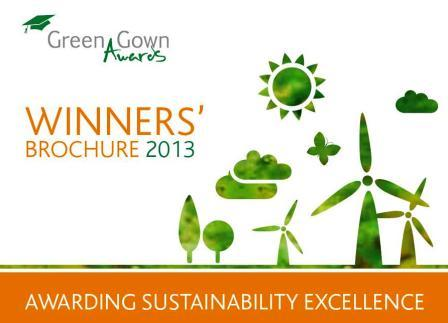 Green Gown Awards 2013 – Winners and Highly Commended | News ...